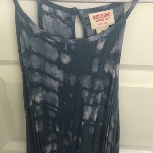 Blue Tie-dye Sundress (Size M)